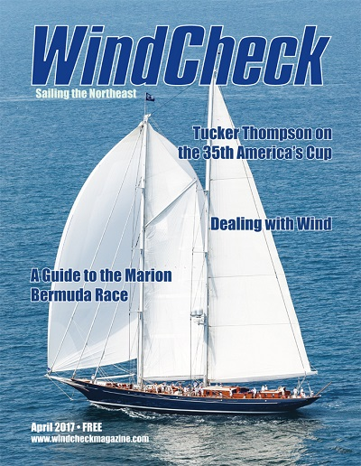 April 2017 WindCheck Cover