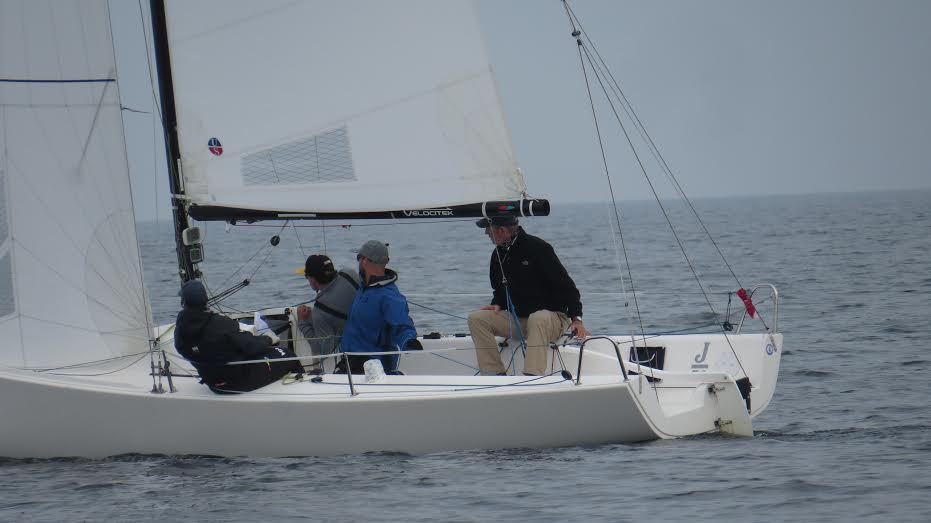 Joel Ronning Wins Cedar Point Yacht Club J/70 Regatta