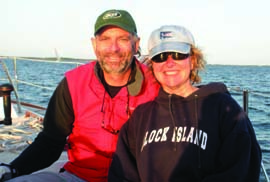 On Watch – Diane Kropfl & Bill Sabanski