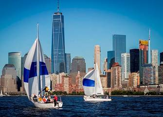 Eric Leitner wins US Sailing Adult Championship