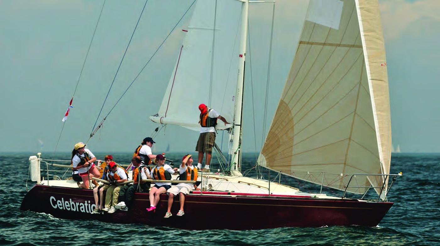 Ship 6 Celebration