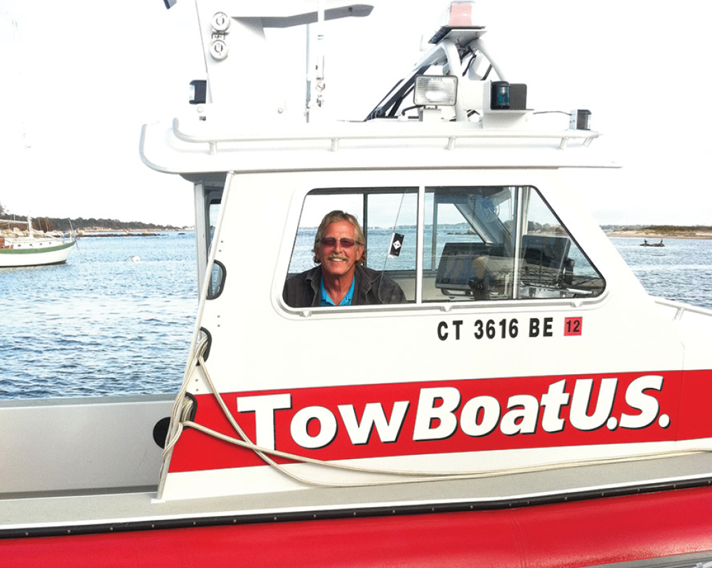 TowBoat U.S. Captain Honored