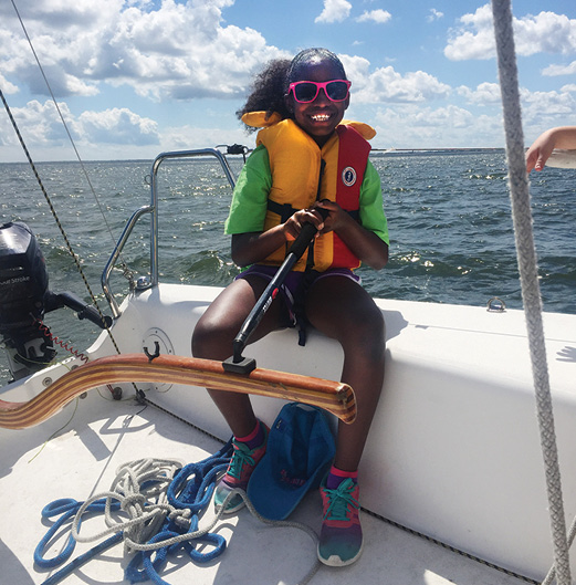 The AdventureSail Program: Making Changes Come About