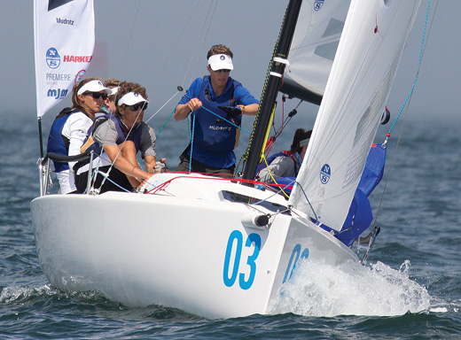 Northeast Contributors to the Sport Honored by US Sailing