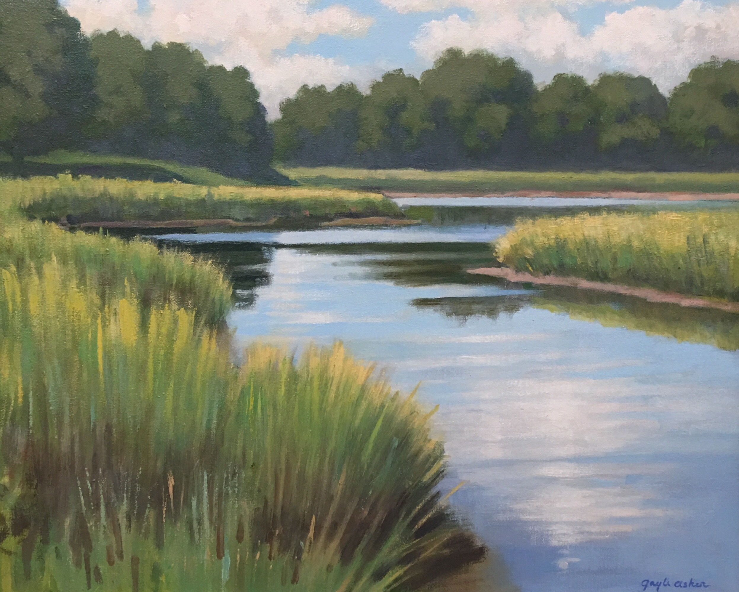 Waterworks: Lyme Art Association Marine Show and Hudson Valley Art Association