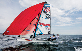 Oakcliff & US Sailing to Host Training Camp