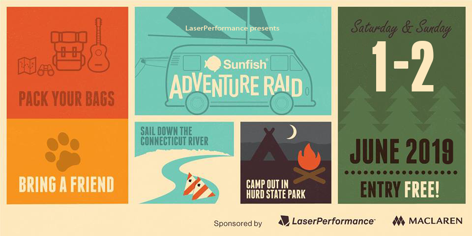 The 2nd Annual Sunfish Adventure Raid is June 1 & 2