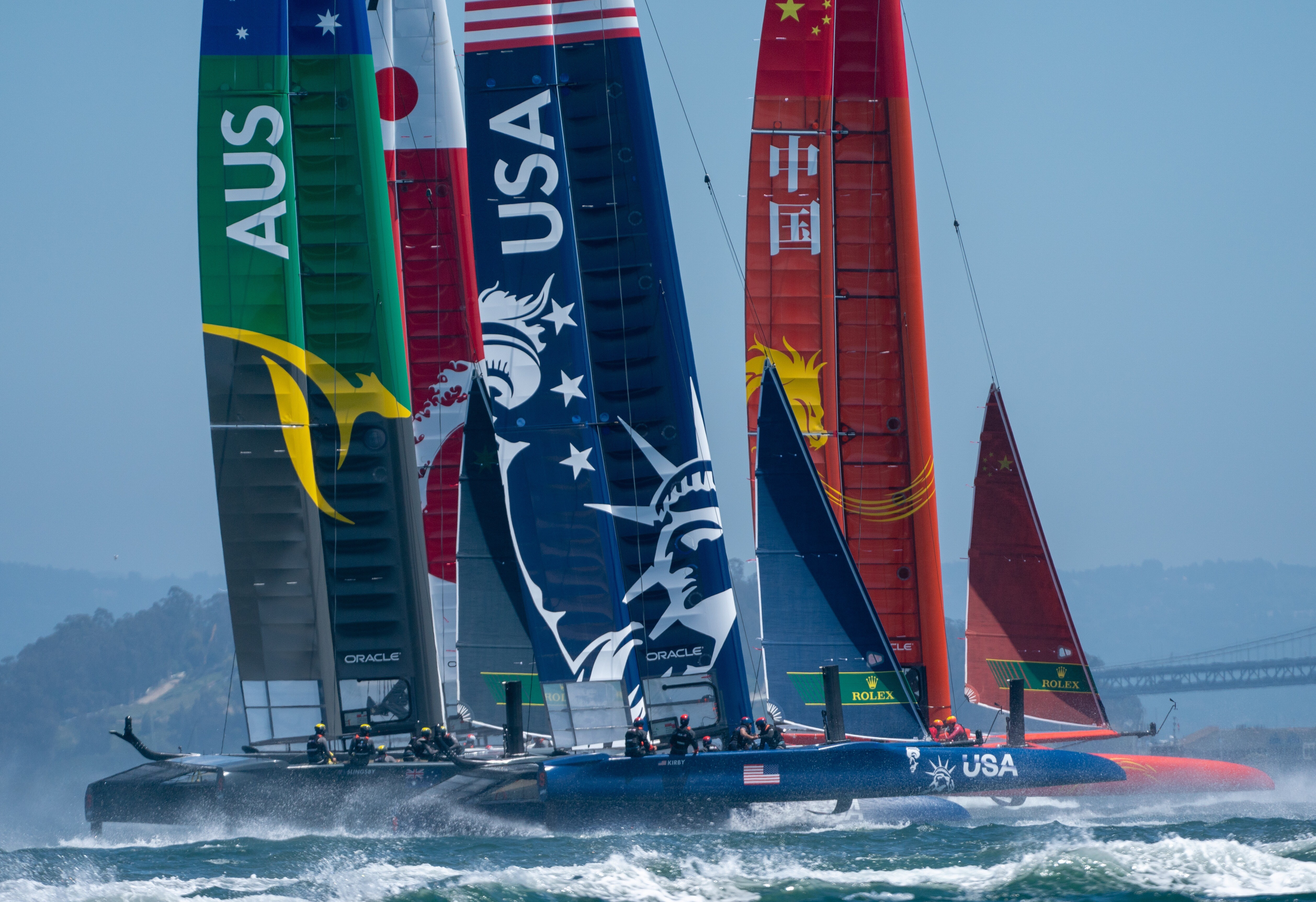 Don't Miss New York SailGP on June 21 & 22!