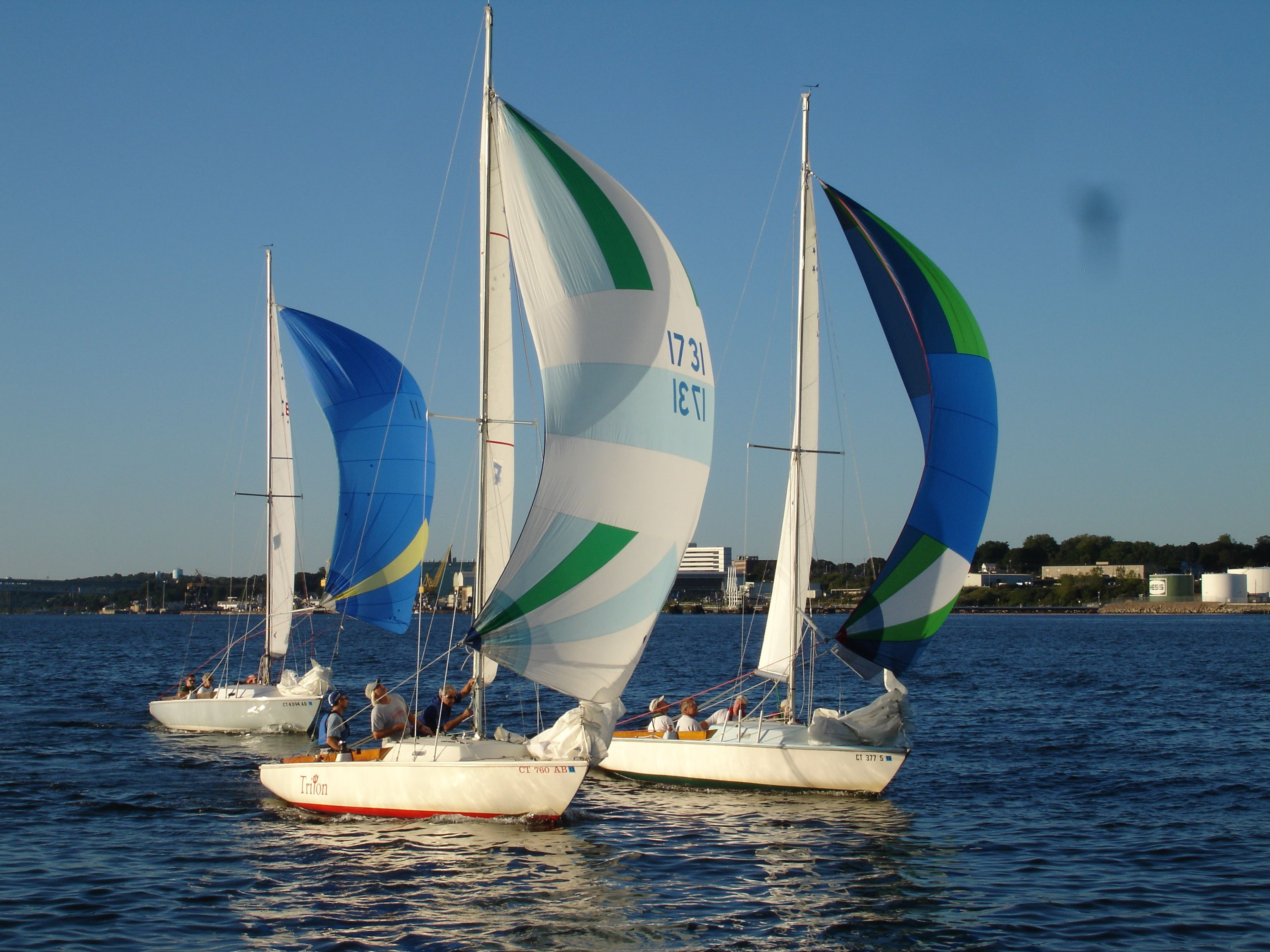 Discover Sailing at Sound Sailing Center's Commissioning Day on Sunday, May 19