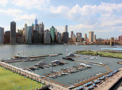 ONE°15 Brooklyn Marina Opens at Full Capacity
