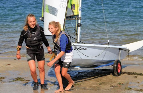 US Sailing to Launch Siebel Sailors Program for Youth