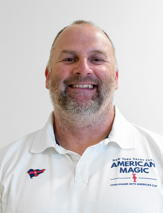 An Interview with James Lyne, New York Yacht Club American Magic Head Coach