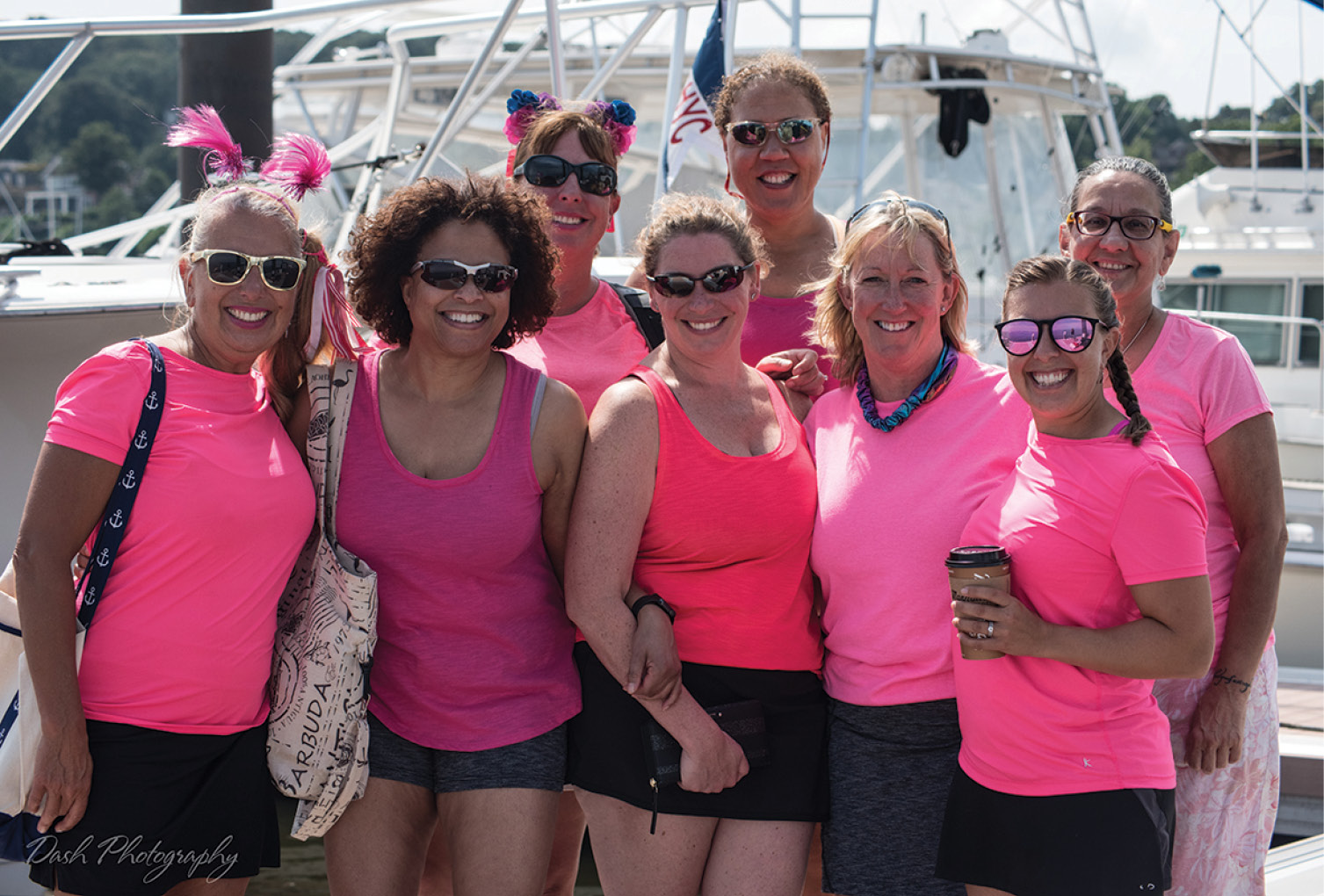 Sailing Strong: The 15th Annual Ms. Race is August 17