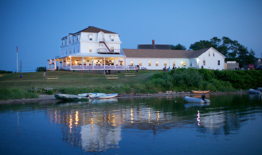 New Home for Block Island Race Week Village