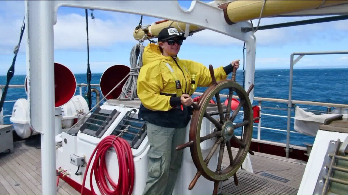 Captain Breezy Grenier presents 'Green Tips for Blue Boating' on Tuesday, May 28