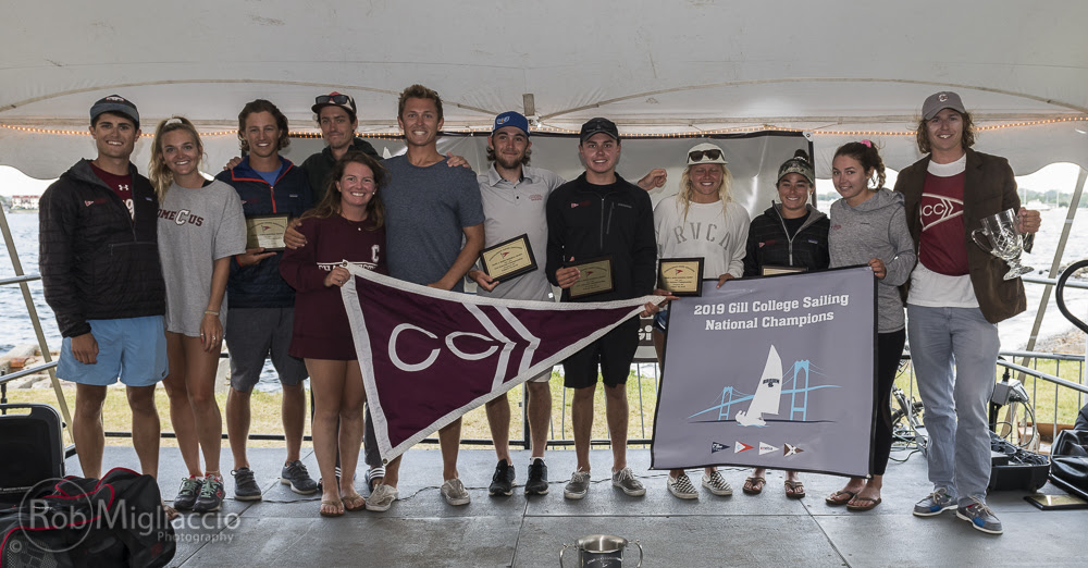 College of Charleston is the Gill Coed National Champion