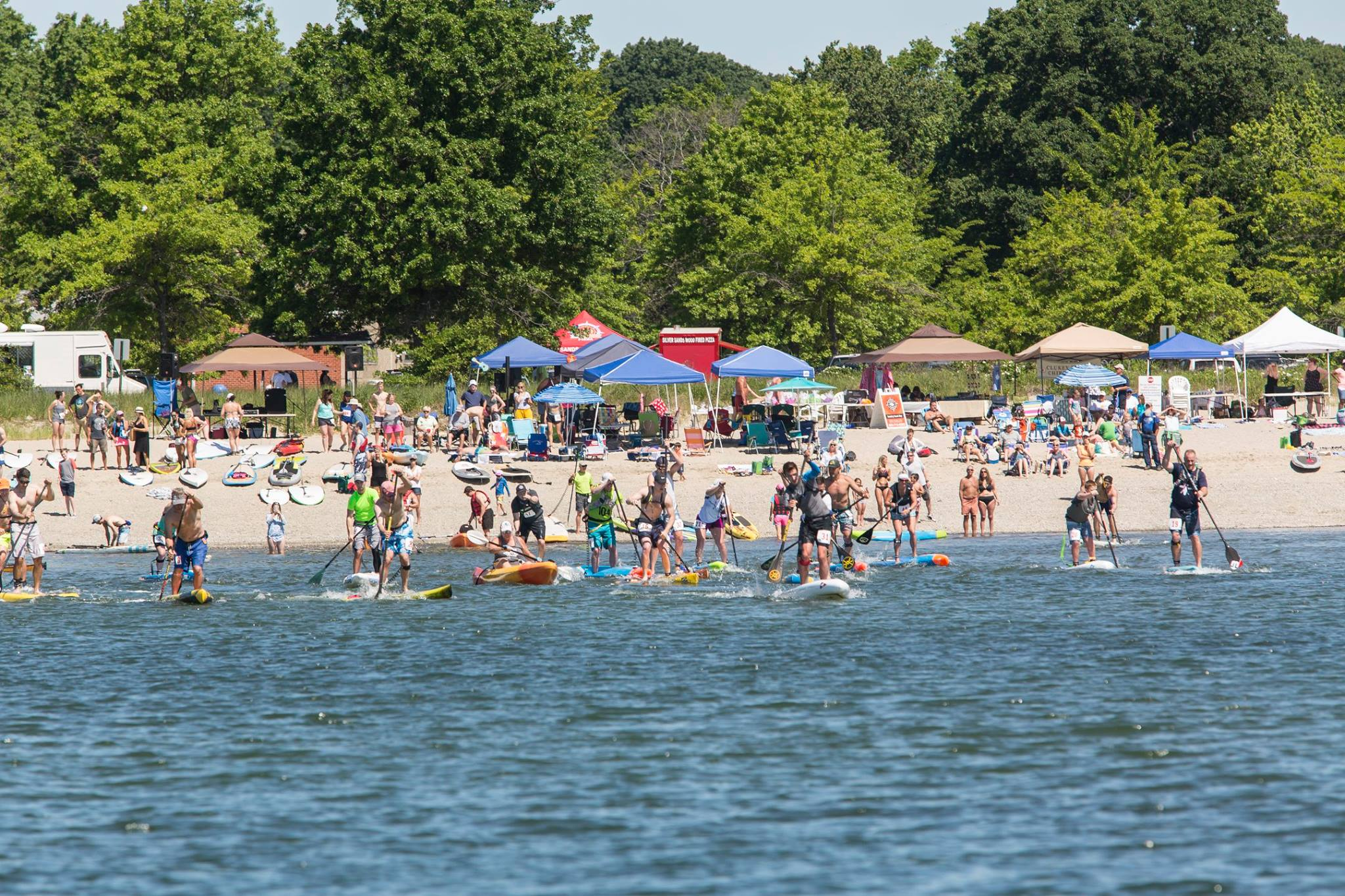 Don't Miss the 5th Annual Surfrider Foundation Charles Island SUP Cup on Saturday, June 15!