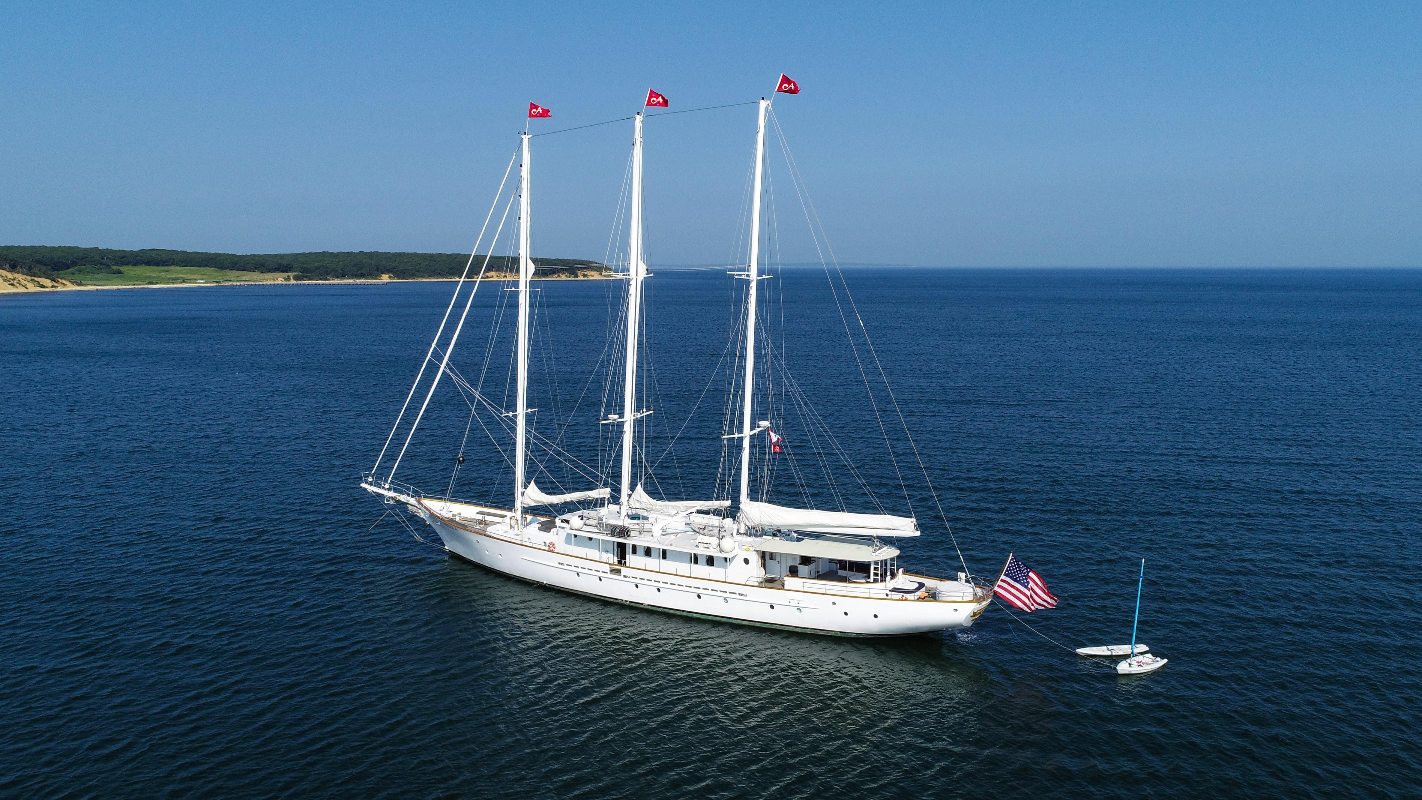 Watch New York SailGP from the Megayacht Arabella – June 21 & 22