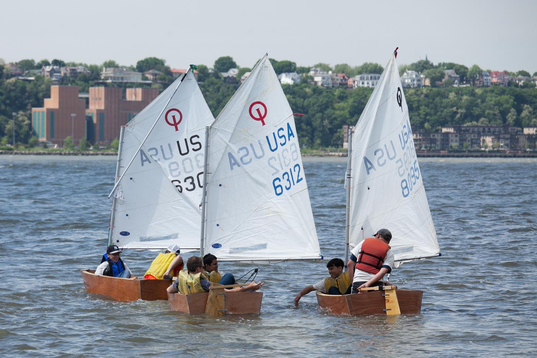 Brooklyn Boatworks Student Spirit Boat Launch & Regatta is Monday, June 10