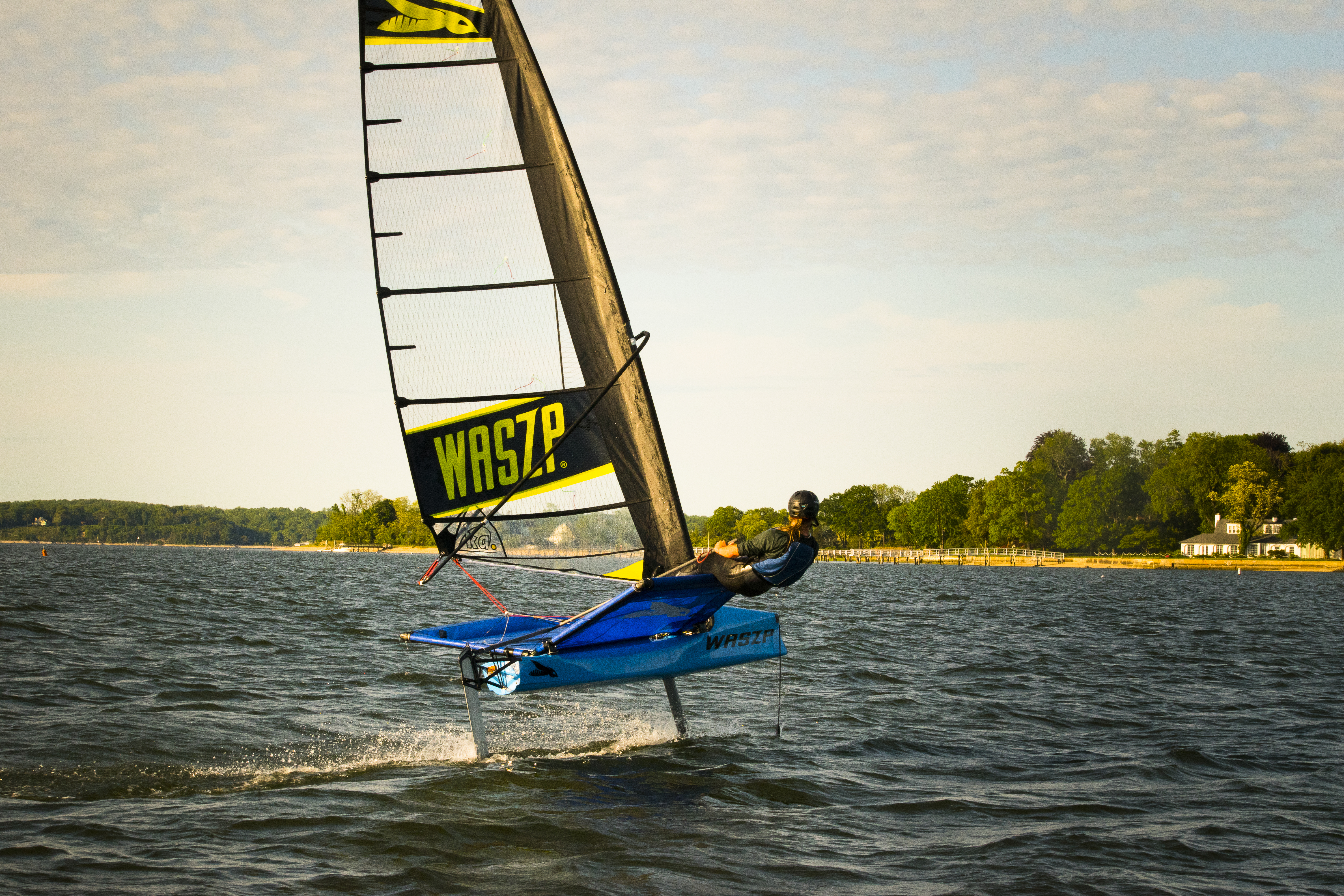 Get Your Wings at Oakcliff Foiling Camp, July 1-7