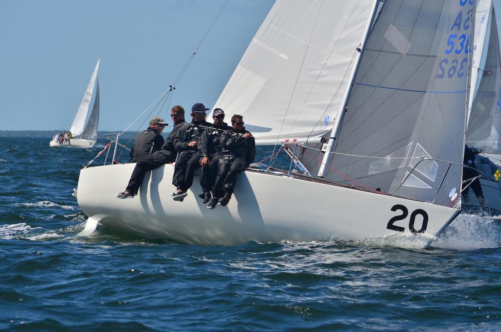 Sail Newport Hosting JFest New England Regatta August 9-11