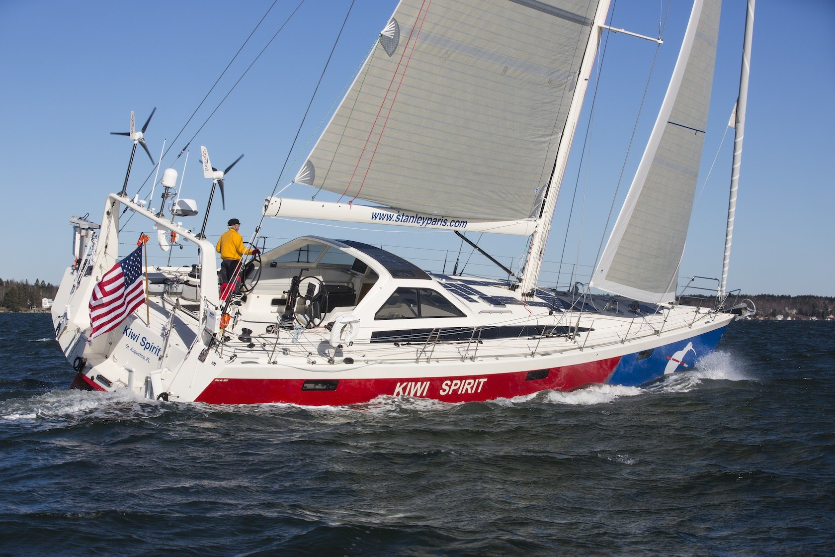 Kiwi Spirit: A Family Scratch Boat for the Marion-Bermuda Race
