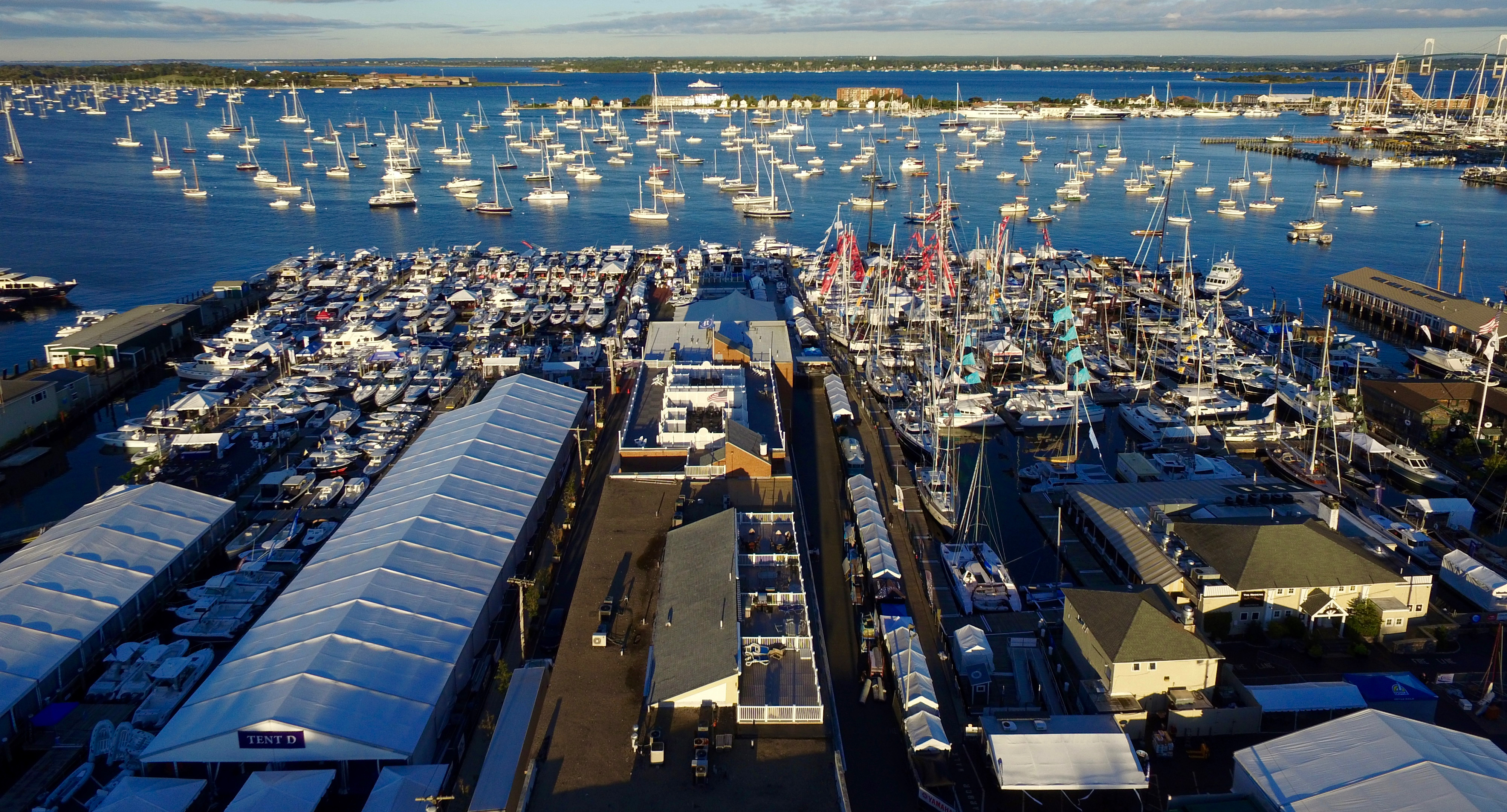 Annual Newport International Boat Show Offers Fun and Educational Opportunities for Everyone On and Off the Water