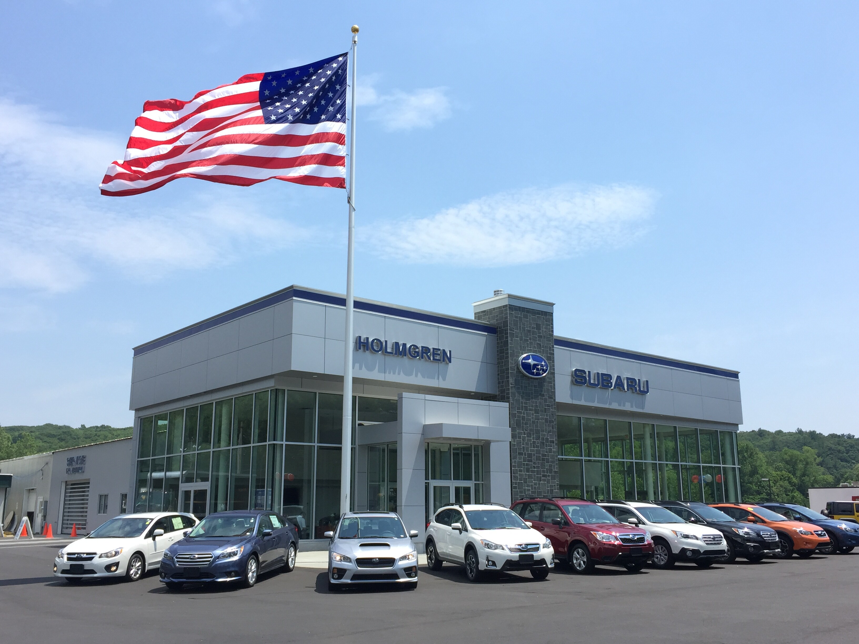 Holmgren Subaru Shares the Love with Sails Up 4 Cancer; Celebration Day is Tuesday, June 11