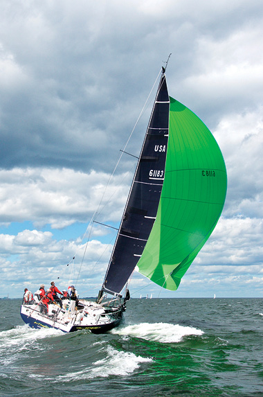 The 74th Storm Trysail Club Block Island Race & The Fickle Finger of Fate
