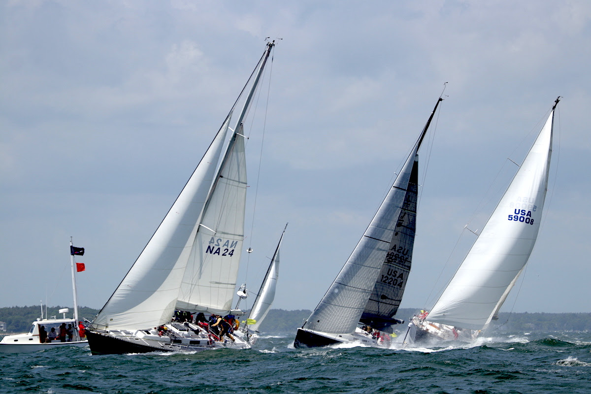 Marion Bermuda Race Wrap up