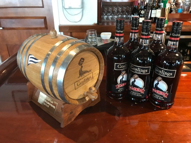 Duck Island Yacht Club Wins the Essex Rum Challenge Club Trophy
