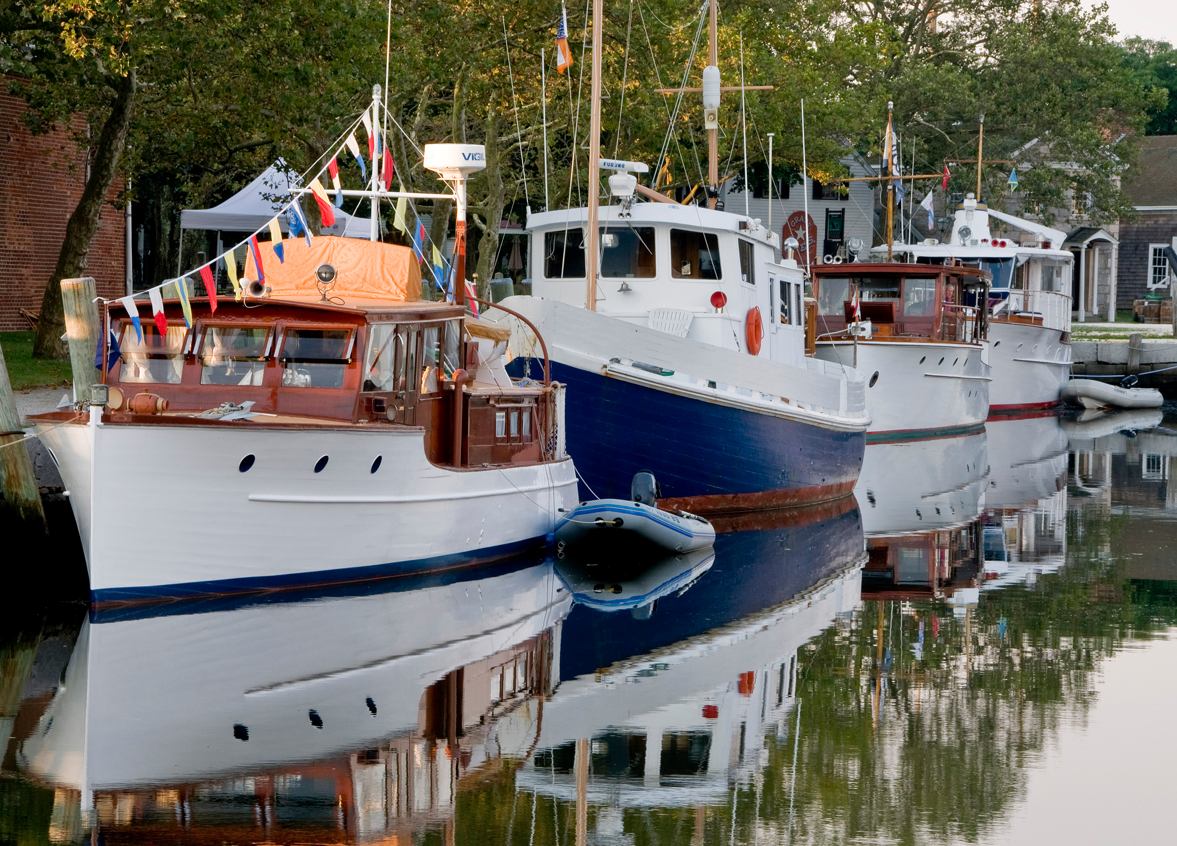 Mystic Seaport Museum to Host Annual Antique & Classic Boat Rendezvous July 27 & 28