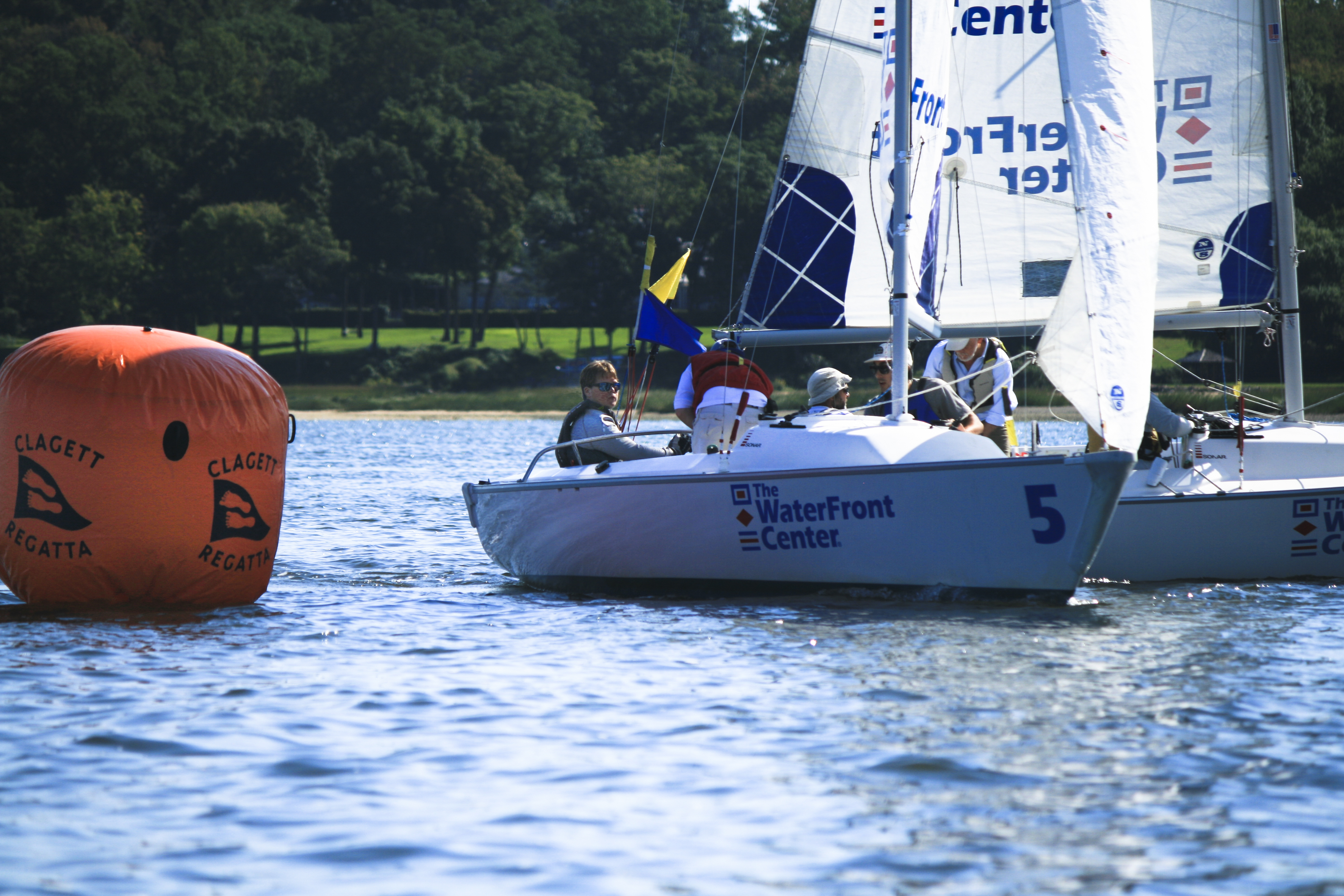 Invitations are open for the fourth Clagett/Oakcliff Match Racing Clinic and Regatta