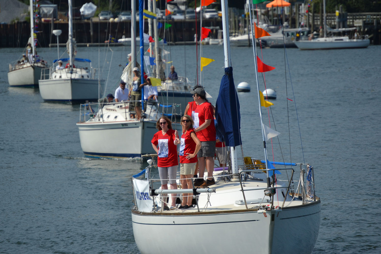 Tenth Annual Village Cup Regatta Sets Sail Saturday, September 7