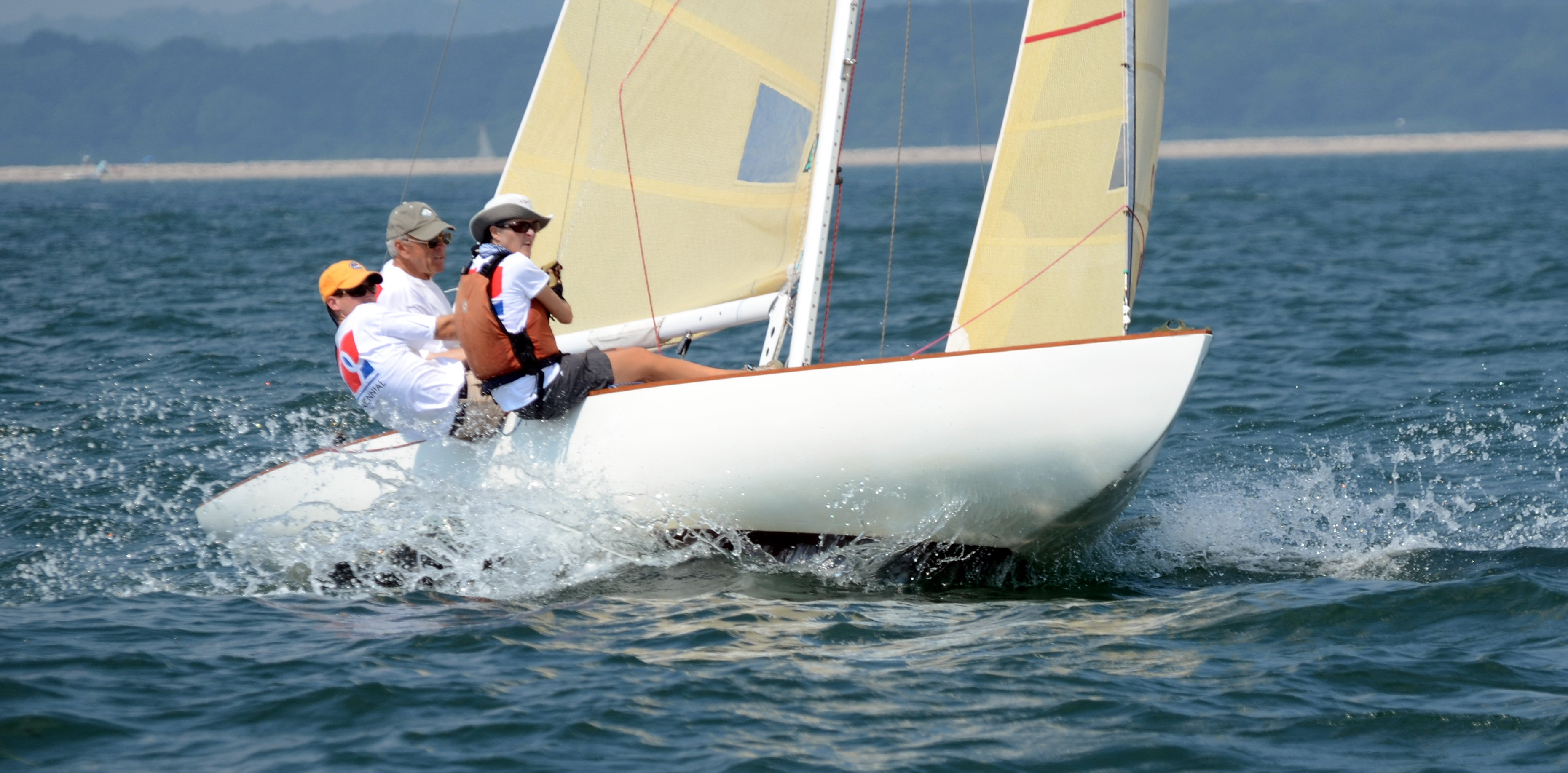 The Eighteenth Annual Red Lobdell Memorial Regatta is July 27