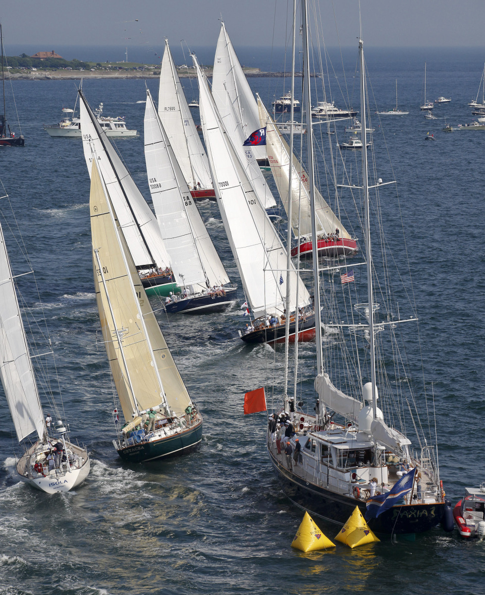 Sheila McCurdy will discuss the Newport Bermuda Race at Essex Yacht Club's Ocean Racing Forum on October 5