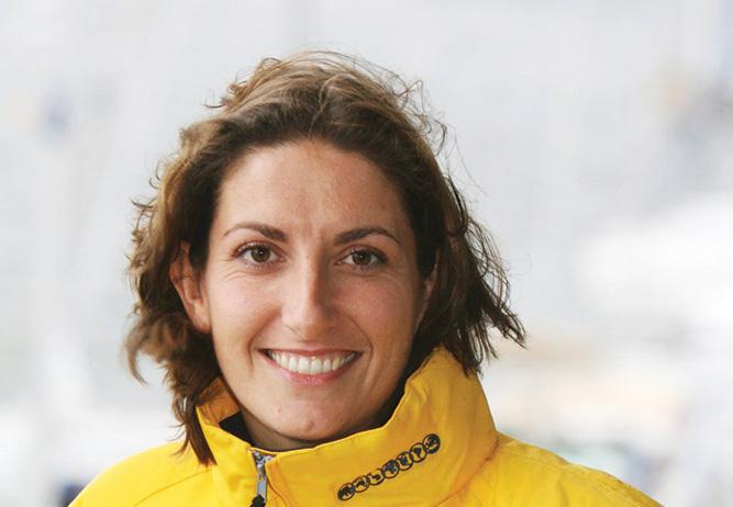 Defending Our Seas: Dee Caffari