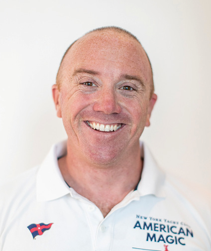 An Interview with Anderson Reggio, New York Yacht Club American Magic Testing Manager