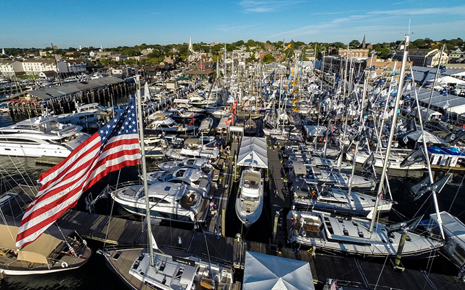 It's Boat Show Time!