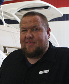 Luke Crawford Joins MarineMax Westbrook