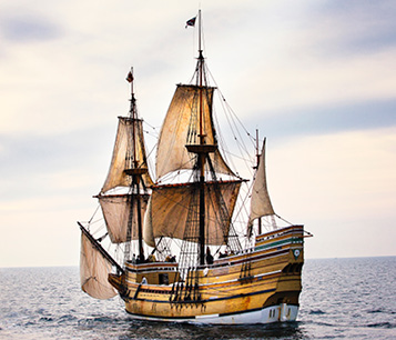 Plimoth Plantation to Launch Mayflower II on September 7 at Mystic Seaport Museum