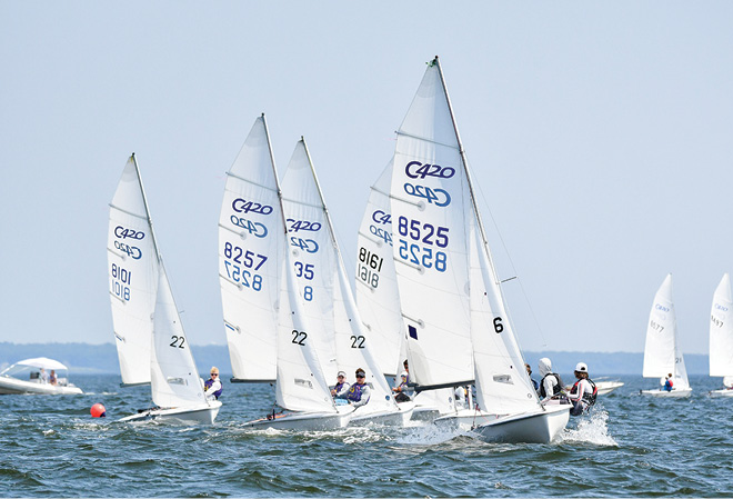 The 2019 CJ Buckley Regatta