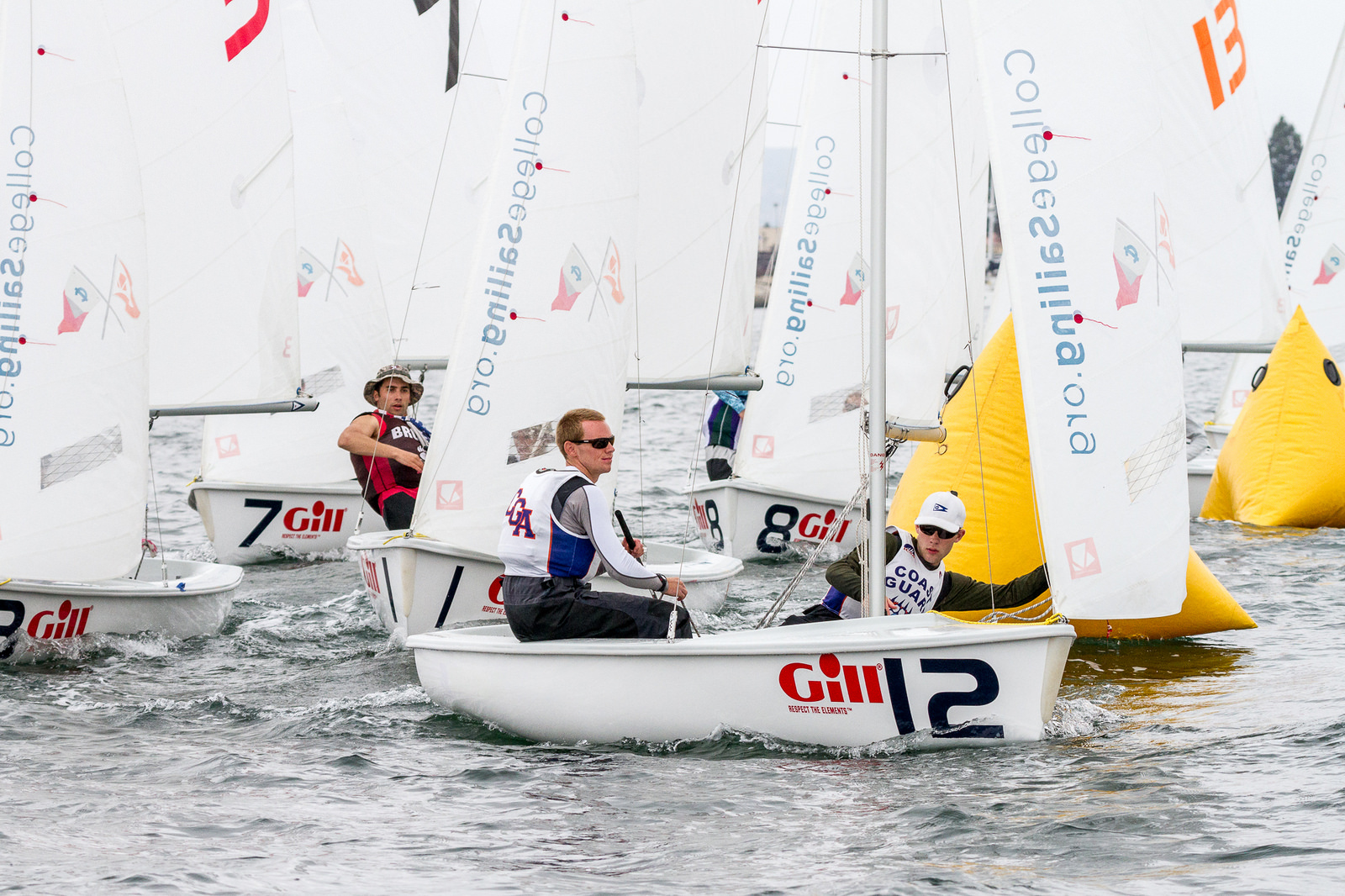 2018-19 All-Academic Sailing Team Named: Collegiate Sailors Recognized for Excellence on and off the Water
