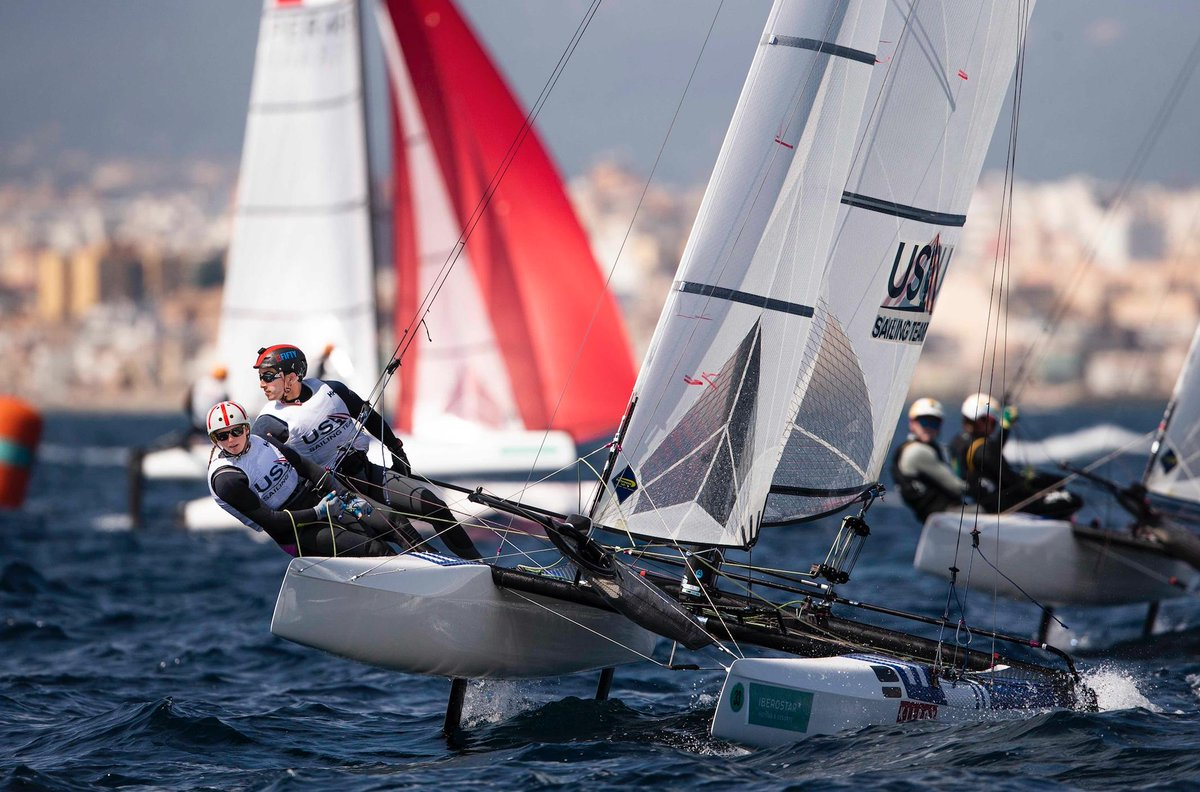 Selection System for 2020 Youth Sailing World Championships