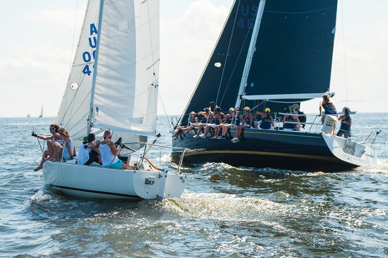 The 2019 Ms. Race – Sailing Strong for 15 Years