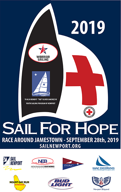 Sail for Hope on September 28 to Aid the Bahamas After Hurricane Dorian