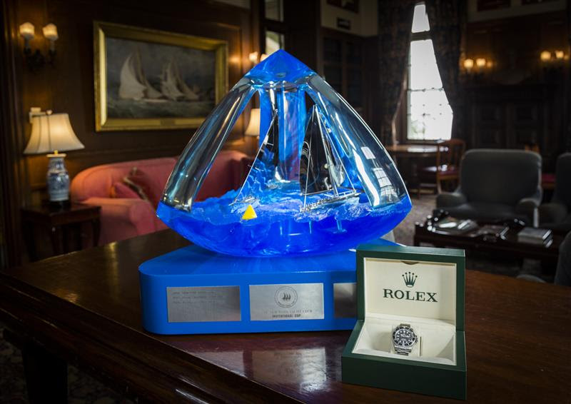 Rolex New York Yacht Club Invitational Cup is September 10 – 14