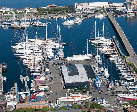 Safe Harbor Marinas acquires Newport Shipyard