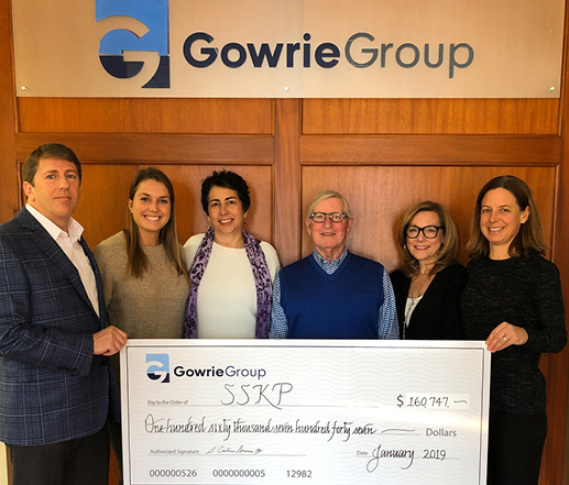 Gowrie Group Launches Matching Challenge with $30,000 Donation Benefits Shoreline Soup Kitchens & Pantries