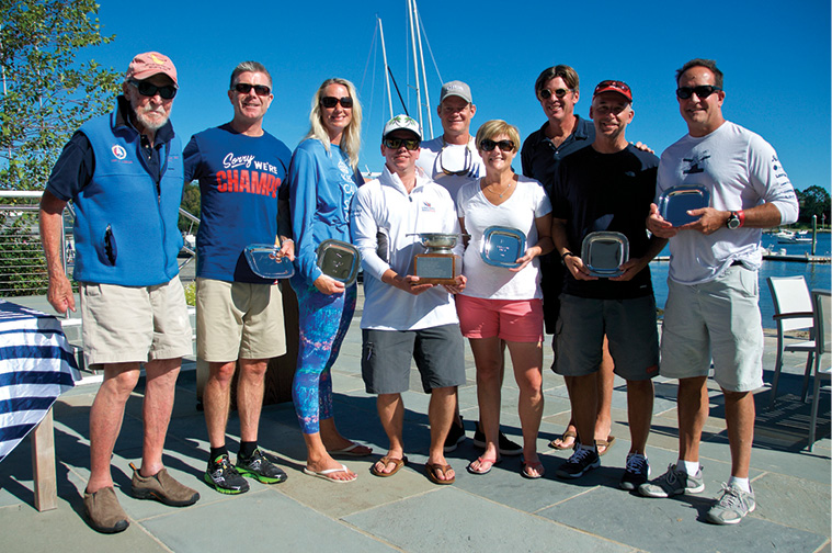 Vineyard Haven YC Wins the Kirby Cup